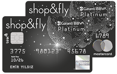 Shop&Fly Platinum